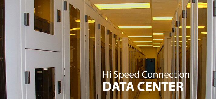 Hi-Speed Connection Data Center