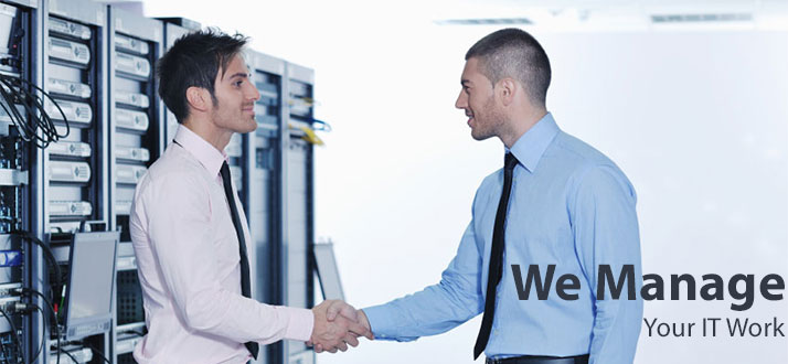 We Manage Your IT Work