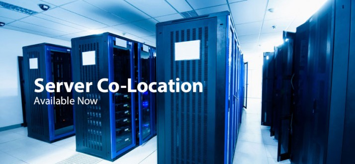 Server Co-Location Available Now