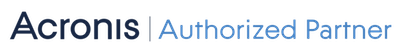 Acronis Authorized Partner